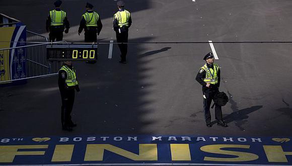 Maratón de Boston refuerza seguridad a un año del atentado. (Reuters)