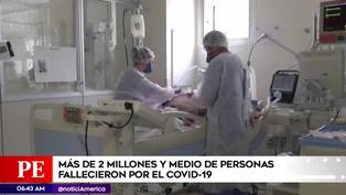 Coronavirus: muertes por COVID-19 llegaron a los dos millones en el mundo