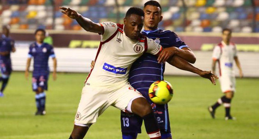 Real Garcilaso se impuso en Sicuani sobre Universitario de Deportes por la fecha 11 del Torneo de Verano 2017 (USI)