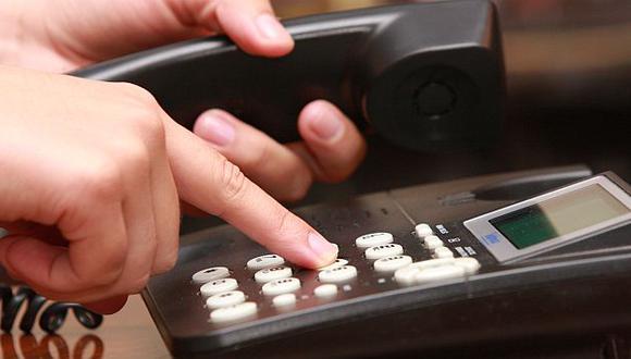 Usuarios pagarán menos por sus llamadas. (USI)