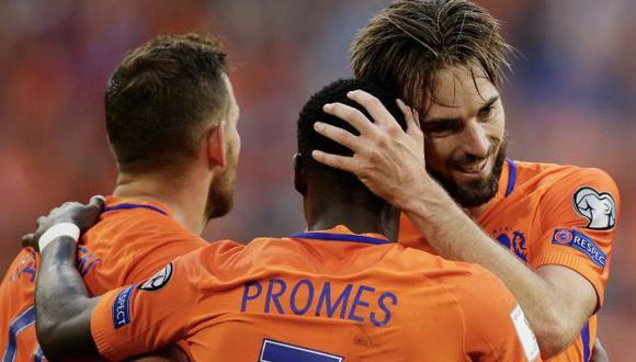 Holanda jugará ante Perú y Francia en la próxima fecha FIFA. (Foto: Real Asociación de Fútbol de los Países Bajos)