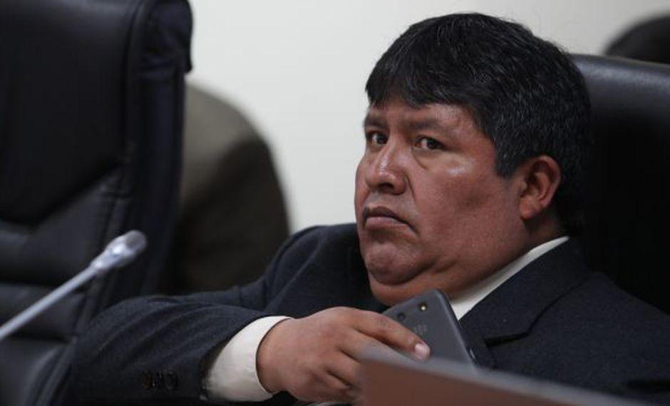 El caso Apaza alarga la lista de escándalos en el Congreso. (USI)