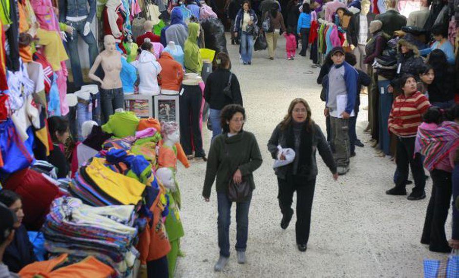 RETRASO. Aún el 70% de las empresas textiles son informales. (USI)