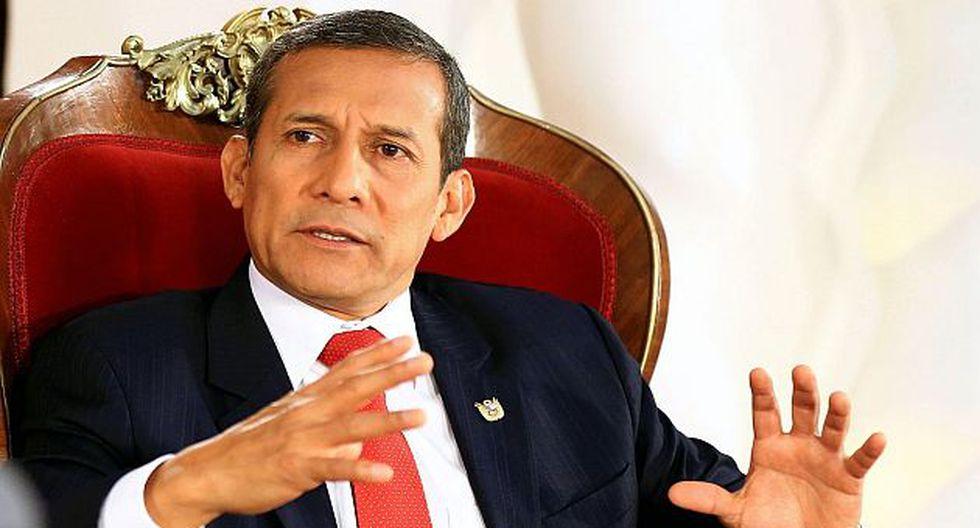Elecciones 2016: JEE Lima Centro evalúa pedir descargos al presidente Ollanta Humala. (Gestión)