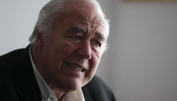 García Belaunde indicó que en el Congreso no se debe blindar a nadie. (FOTO: USI)