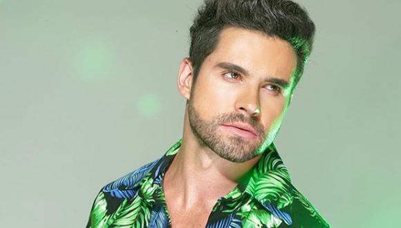 Es un actor, cantante y modelo mexicano, conocido principalmente por interpretar a Leonardo Francisco Blanco en la telenovela Rebelde (Foto: Eleazar Gómez / Instagram)