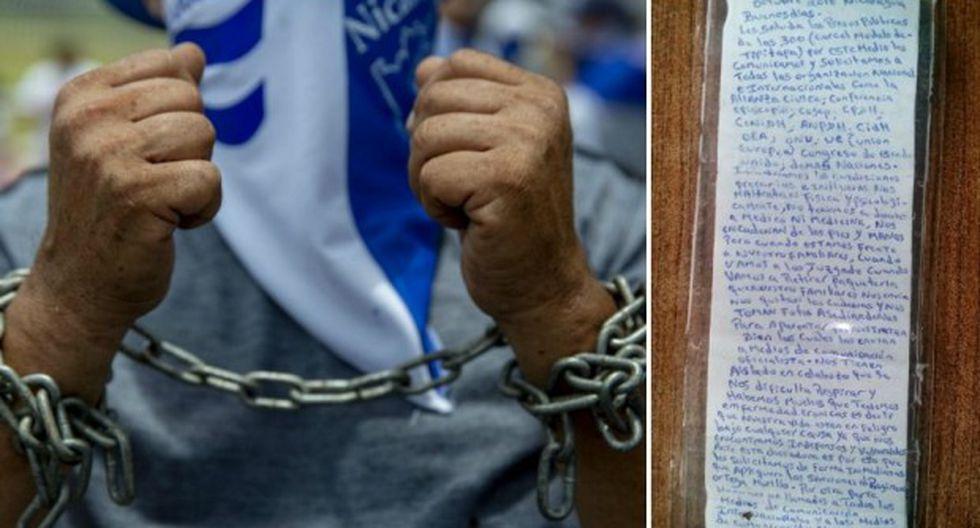 Las protestas contra el presidente de Nicaragua, Daniel Ortega, comenzaron en abril por unas fallidas reformas de la seguridad social. (Foto: EFE / La Prensa)