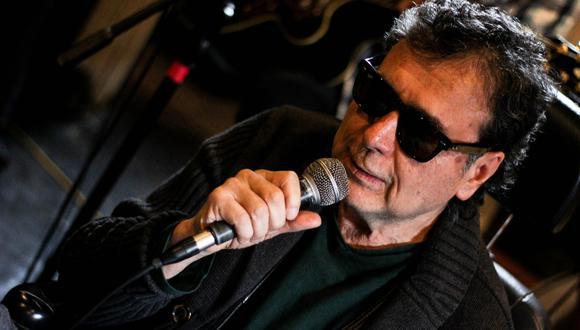 """""""Yo soy un adicto al rock and roll"""", dijo Eduardo 'El Mono' Chaparro en su última entrevista para El Comercio."""