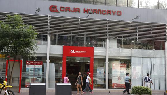 Caja Huancayo se enfoca en la campaña navideña de la micro y pequeña empresa. (Foto: GEC)