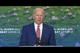 Elecciones USA: Biden promete vacuna contra covid-19 gratis si gana presidencia