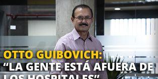 Otto Guibovich cuestiona cifra de camas del Gobierno