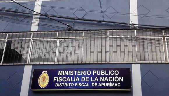 Abel Gutiérrez Buezo y otros condenados retuvieron una cantidad de dinero de forma ilegal. (Foto: Ministerio Público)