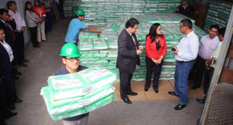 INSPECCIÓN. A la entonces ministra Marcela Huaita le tocó entregar la información para las investigaciones posteriores al escándalo. (Difusión)