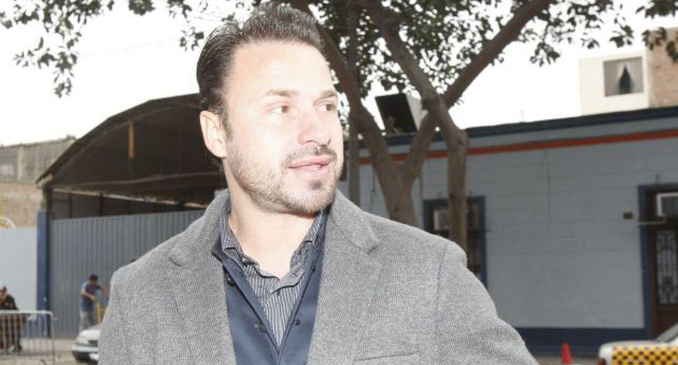 """Christian Zuárez está cansado de que le pregunten por Laura Bozzo: """"No hablemos más de ella"""" (USI)"""