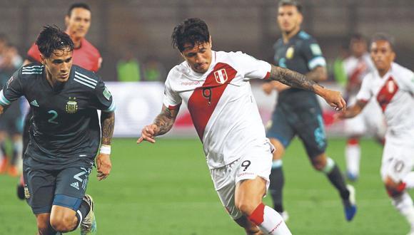 EGianluca Lapadula quiere estar en La Paz para enfrentar a Bolivia. (Foto: GEC)