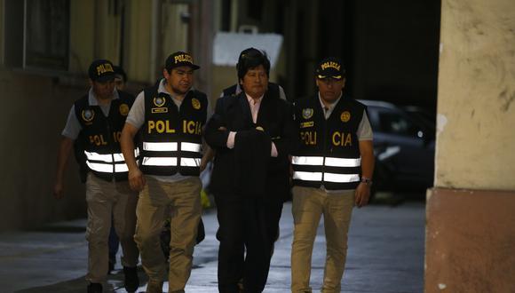 La fiscal Rocío Sánchez, a cargo de la investigación, acusa al también empresario azucarero de ser el financista de la mencionada organización criminal. (GEC)
