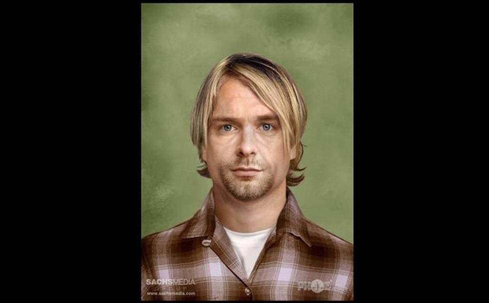 El vocalista de Nirvana, Kurt Cobain, se suicido a los 27 años. Era 1994.