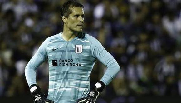 El exarquero de Alianza Lima se refirió sobre las últimas declaraciones que tuvo Patricio Rubio tras haber descendido a la Liga 2. (Foto: GEC)