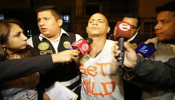 Jack Mifflin Diaz (35) asesinó a su padre y pareja, también, por el rencor que tenía hacia él. (Foto: USI)