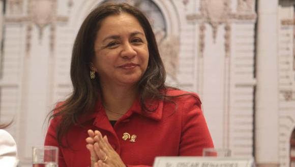 Le dan la razón. Renuncia de Marisol Espinoza sí tiene validez. (USI)