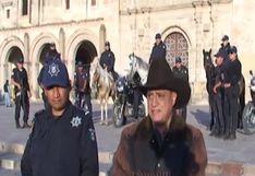 Municipio mexicano reemplazará sus patrullas por caballos y bicicletas ante desabasto de gasolina