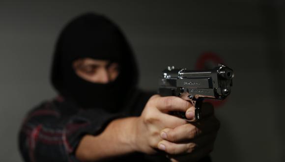 Sicarios asesinaron de cuatro balazos a maquinista en el distrito de La Esperanza, en Trujillo.