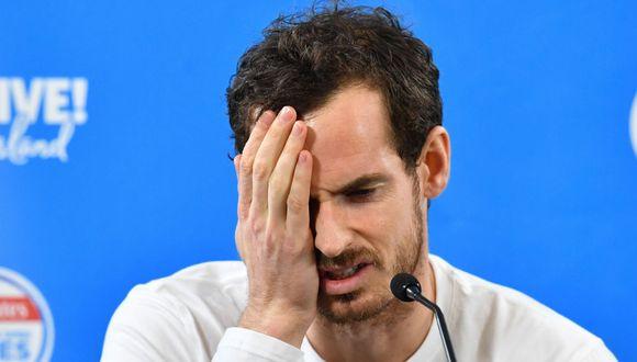 Murray no compite oficialmente desde su eliminación en los cuartos de final de Wimbledon, en julio del año pasado. (EFE)