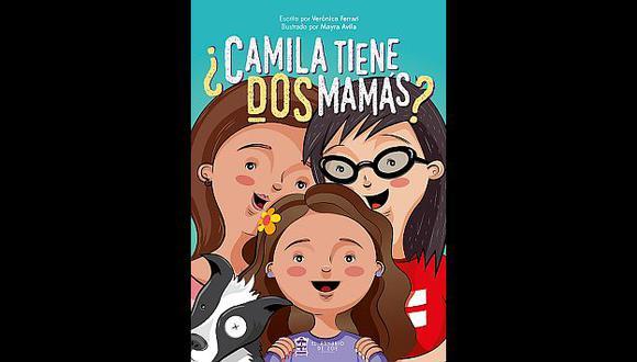 La autora y activista Verónica Ferrari busca la tolerancia entre hijos de estas familias. (Difusión)