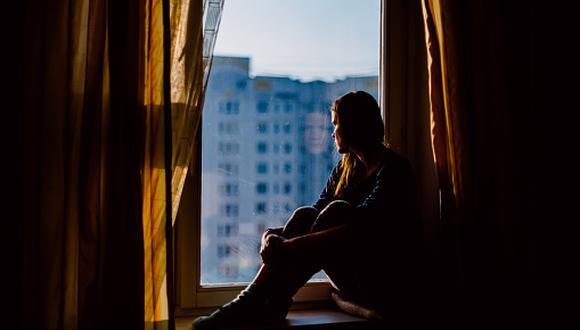 Cómo afecta la cuarentena a las personas con depresión. (Getty Images)