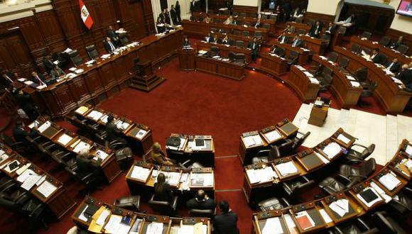 Una vez más, el Pleno del Congreso no lograría consenso para nombrar autoridades. (Luis Gonzáles)