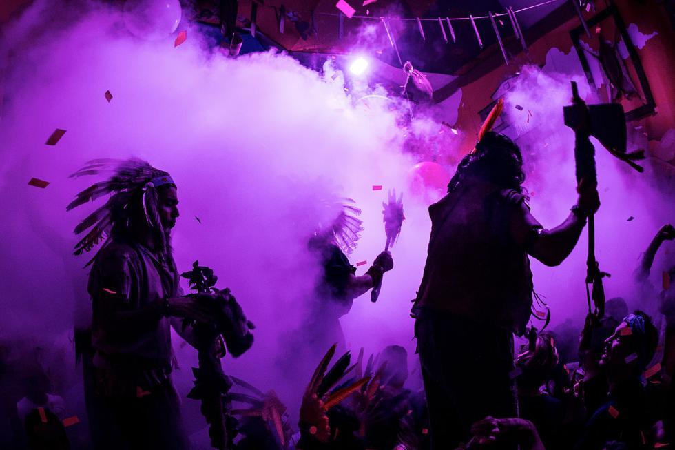 Elrow Far Rowest, la nueva fiesta de música electrónica que llega a Lima. (Difusión)