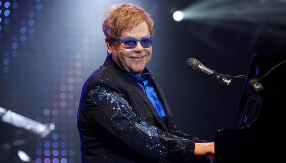 Elton John: Renate Blauel, exesposa del cantante, presenta una medida legal en su contra. (Foto: AFP)