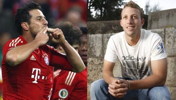 Diego Pizarro sería blanquiazul gracias a su hermano Claudio. (Reuters/USI)