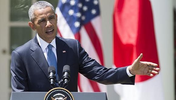 Barack Obama declaró que disturbios tras la muerte de un afroamericano es inexcusable. (AFP)