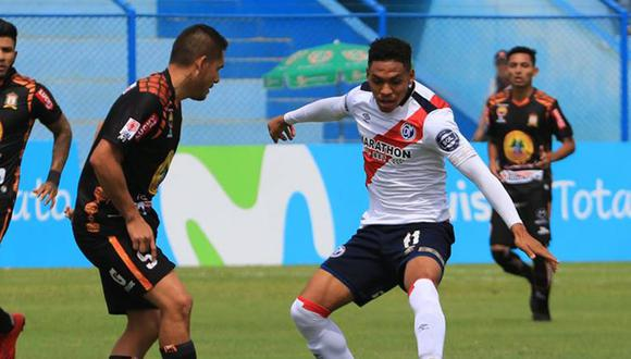 Municipal enfrenta en Huacho al Real Garcilaso por la Liga 1. (Foto: Facebook Club Deportivo Municipal)