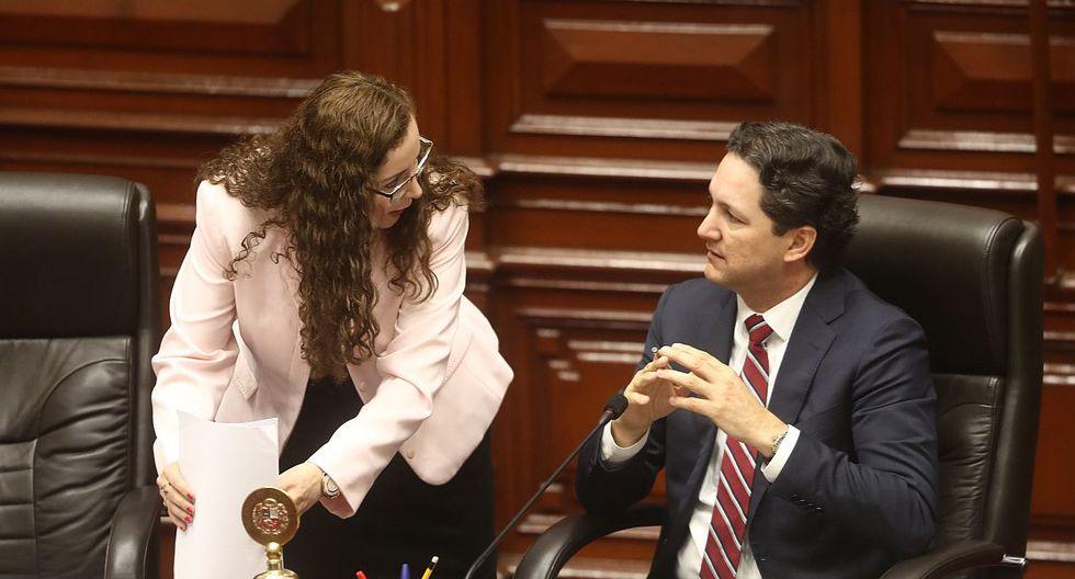 La congresista Rosa Bartra, de Fuerza Popular, recordó que el Consejo Directivo decidió enviar a la comisión que ella preside el fallo del TC. (Foto: GEC)
