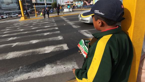 Detuvieron a niños robando golosinas. (Fidel Carrillo)
