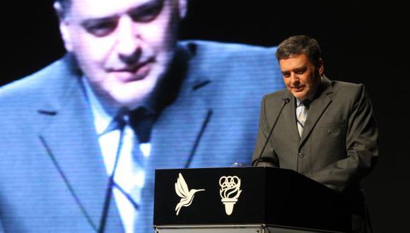 José Quiñones estaba al frente del COP desde el 2009 y había sido reelecto en el 2013. (USI)