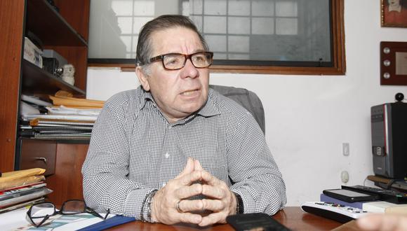 """""""Mil oficios"""" se convirtió en uno de los programas bandera de Aguilar, la serie fue líder del horario estelar, gozó de gran popularidad y se convirtió en uno de los programas favoritos de la televisión peruana (Foto: GEC)"""