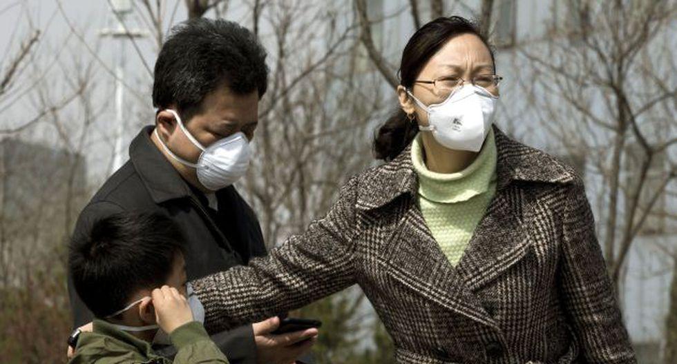 Virus llegó al centro de China. (AP)