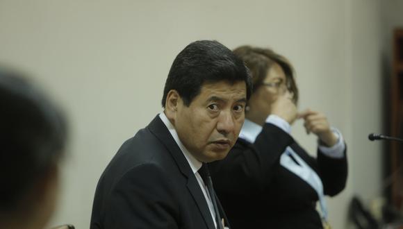 Roberto Su, abogado de Alejandro Toledo, indicó que son dos aspectos fundamentales en los que Maiman y Barata difieren. (Foto: GEC)