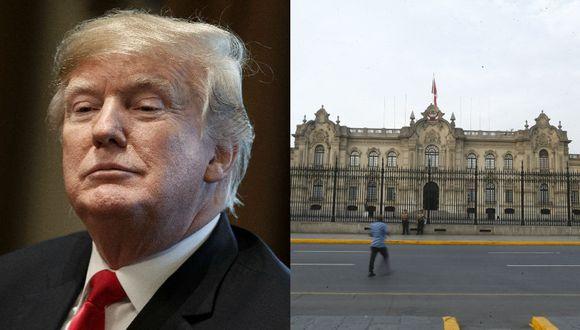 Robert Lighthizer anunció que el gobierno del presidente Donald Trump ha solicitado consultas con Perú. (Foto Comoposición: AP/ GEC)