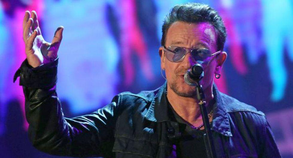 Bono se disculpó por difundir Songs of Innocence en todas las cuentas de iTunes. (EFE)