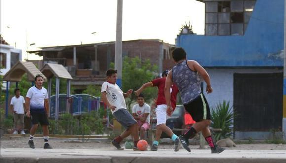Se permitirá los deportes colectivos como básquet, vóley, fulbito, así como el funcionamiento de gimnasios públicos y privados en hoteles, clubes, academias y conjuntos habitacionales. (Foto referencial GEC)