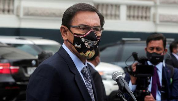 La denuncia de Vizcarra contra Pérez Ochoa fue rechazada por mayoría por la Comisión de Ética. (photo.gec)