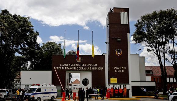 """""""Los responsables de este crimen deberán pagar por haber enlutado a familias humildes e inocentes"""". (Foto: EFE)"""