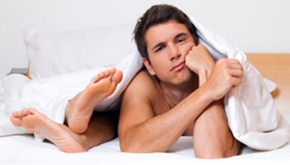 Eyaculación precoz, disfunción eréctil o disminución de la libido son algunos de los problemas. (Agencias)