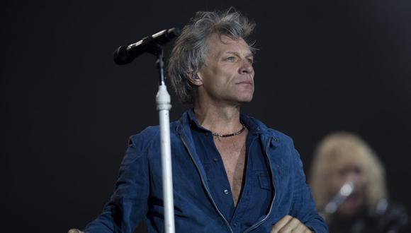 Jon Bon Jovi asegura ya no se ve haciendo una gira cuando esté en la tercera edad. (Foto: Mauro Pimentel / AFP)