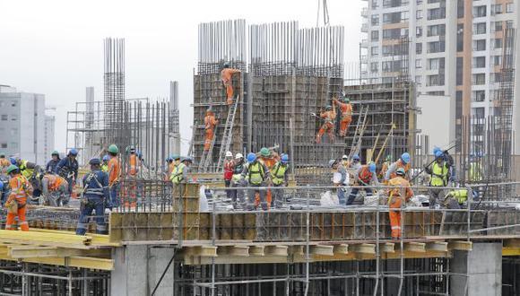 PBI de construcción caerá en 1% este año por el débil desempeño de la inversión privada (USI)