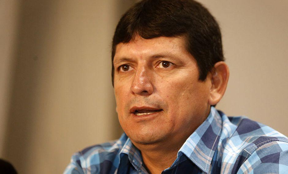 Agustín Lozano admitió que Perú no debió depender de otros resultados para clasificar al Mundial Sub 17. (Foto: Dante Piaggio/GEC)